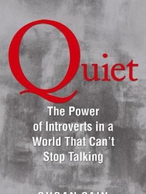 Book Review #2: Quiet – The Power of Introverts in a World that Can't Stop Talking